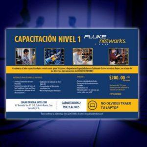 Capacitaciones Fluke Network