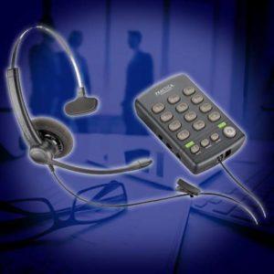 Teléfono Análogo con Diadema