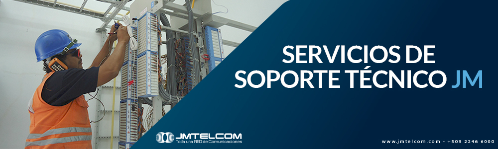 Servicios de Soporte Técnico JM