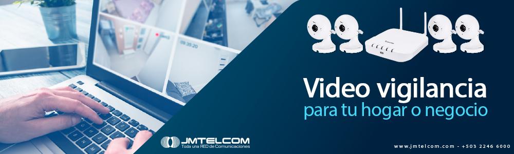 Video vigilancia para tu hogar o negocio