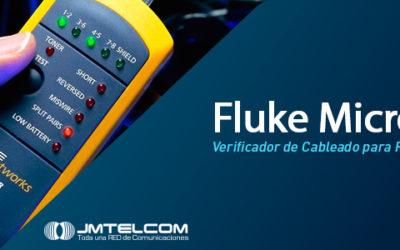 Fluke Micromapper y Switches DELL Serie X