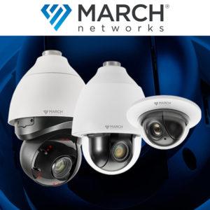 Cámaras Video Vigilancia - March Networks