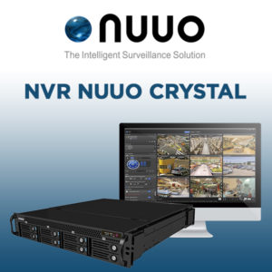 NVR NUUO CRYSTAL