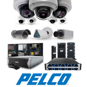 Video Vigilancia IP PELCO