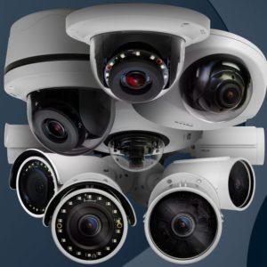 Cámaras de video vigilancia IP Sarix Profesional