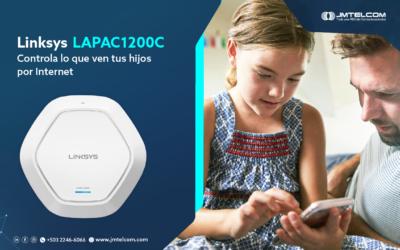 Controla lo que ven tus hijos por Internet – Linksys LAPAC1200C
